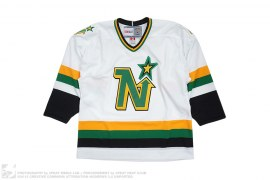 North Stars CCM Vintage Hockey Jersey by NHL x Reebok