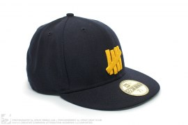 5 Strikes New Era Fitted by Undefeated