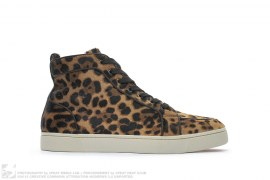 Rantus Orlato Flat Pony Leopard Luxor by Christian Louboutin