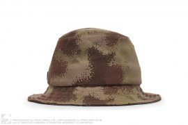 Sand Camo Bucket Hat by Huf