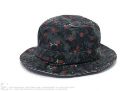 Dot Camo Crusher Hat by Supreme x Comme des Garcons