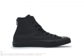 Coated Cotton Back Zip CT All Star Hi by Converse