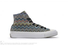 High Top Chucks by Converse x Missoni