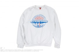 1988 Chicago NBA All Star Game Crewneck Sweatshirt by Mitchell & Ness x Just Don x NBA