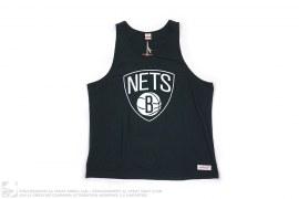 Brooklyn Nets Tank by Mitchell & Ness x NBA