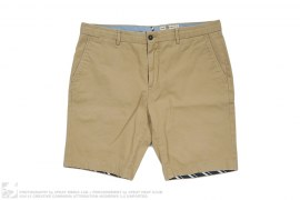 Chino Work Shorts by York Street