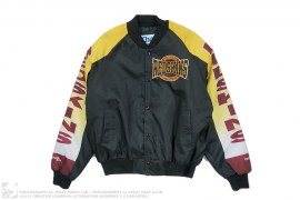 NFC National Football Club Redskins Varsity Jacket by Chalk Line