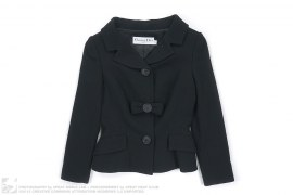 Bow Front Jacket by Christian Dior