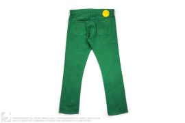 Solid Color Denim Jeans by Phenomenon