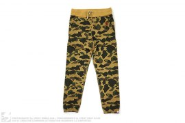 Jacquard 1st Camo Sweatpants by A Bathing Ape