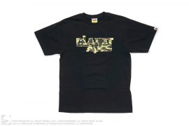 1st Camo Title Tee by A Bathing Ape x The Planet Of The Apes