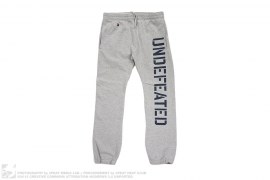 Samurai Apehead Sweatpants by A Bathing Ape x Undefeated