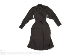 Trench Dress by Jil Sander