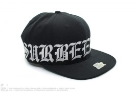 Capsule Gothic Caps Starter Snapback by SSUR x Been Trill