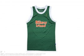 Lil' Wayne Rikers Island 2010' B Ball Jersey by Reckin Crew