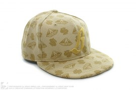 Diamonds & Dollars New Era Fitted Cap by BBC/Ice Cream