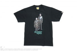 Camo Escape Tee by A Bathing Ape x Planet of the Apes