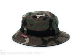 Camo Bucket Hat by Stussy