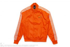 Electric Neon Track Jacket Tennis Ball Pack by adidas x Pharrell Williams