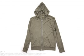 Lightweight Cotton/Polly Hoodie by Alternative Aparrel