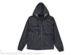 Denim Hooded Jacket by Citizens of Humanity