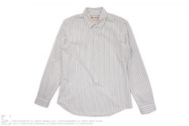Striped Button Down Shirt by Marni
