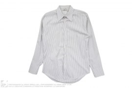 Striped Button Down Shirt by Yves Saint Laurent