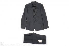 Virgin Wool/Cashmere Suit by Marc Jacobs