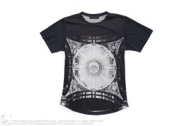 Church Ceiling Short Sleeve by En Noir