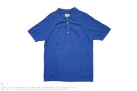 Swan Logo Polo by Evisu