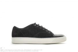 Cap Toe Sneaker by Lanvin