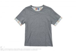 Undersleeve Striped Layer Tee by Opening Ceremony