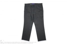 Deluxe Label Pants by Evisu