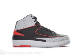Air Jordan 2 Retro Infrared 23 by Jordan Brand