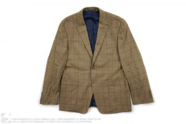 Wool Blazer Jacket by Paul Costello
