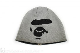 Reversible Ape Face Beanie by A Bathing Ape