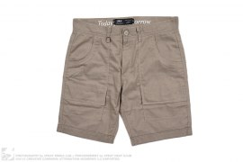 Six Pocket Cargo Shorts by Publish