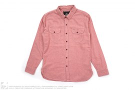 Chambray Button Down Shirt by Obey