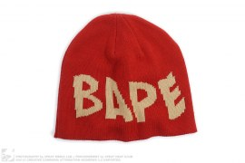Skully Beanie by A Bathing Ape