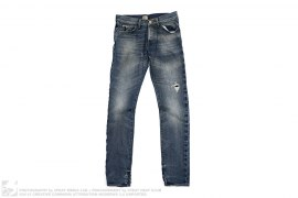 New Morris Washed Selvedge Denim by Energie