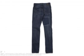 Overdyed Selvedge Denim by Energie