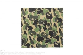 ABC Camo Micro-suede Eyewear Cleaning Cloth by A Bathing Ape