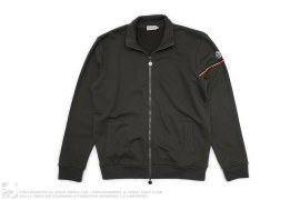 Double Zip Track Jacket by Moncler