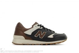 Joe Louis CM577BR by New Balance x Burn Rubber