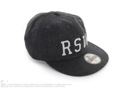 RSWD Fitted Baseball Cap by The Hundreds x New Era