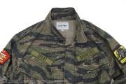 M.W.T.B./D.L.T.R. Tiger Camo Lightweight Field Jacket, item photo #2