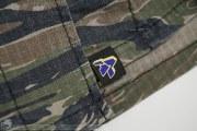 M.W.T.B./D.L.T.R. Tiger Camo Lightweight Field Jacket, item photo #5