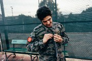 M.W.T.B./D.L.T.R. Tiger Camo Lightweight Field Jacket, item photo #8