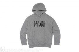 Empire State Embroidered Pullover Hoodie by SSUR