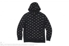 Fuck SSUR Pullover Hoodie by SSUR x Futura